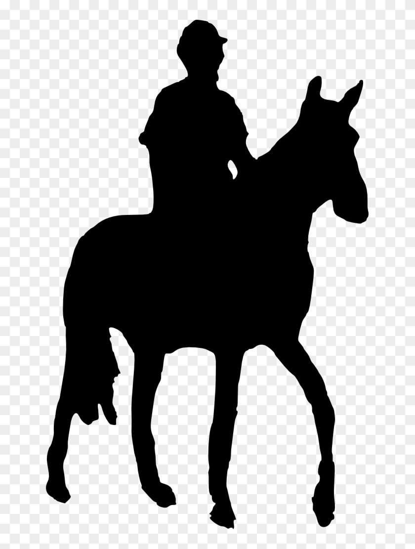 western horse and rider