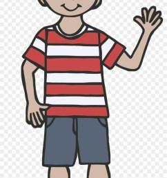 child waving goodbye clipart tall boy clip art [ 840 x 1590 Pixel ]