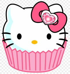 hello kitty cupcakes clipart hello kitty clipart 8365 [ 840 x 947 Pixel ]