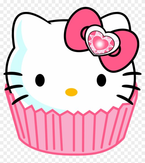 small resolution of hello kitty cupcakes clipart hello kitty clipart 8365