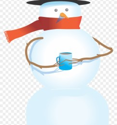 snowman free to use clipart snowman holding a cup 10291 [ 840 x 1360 Pixel ]