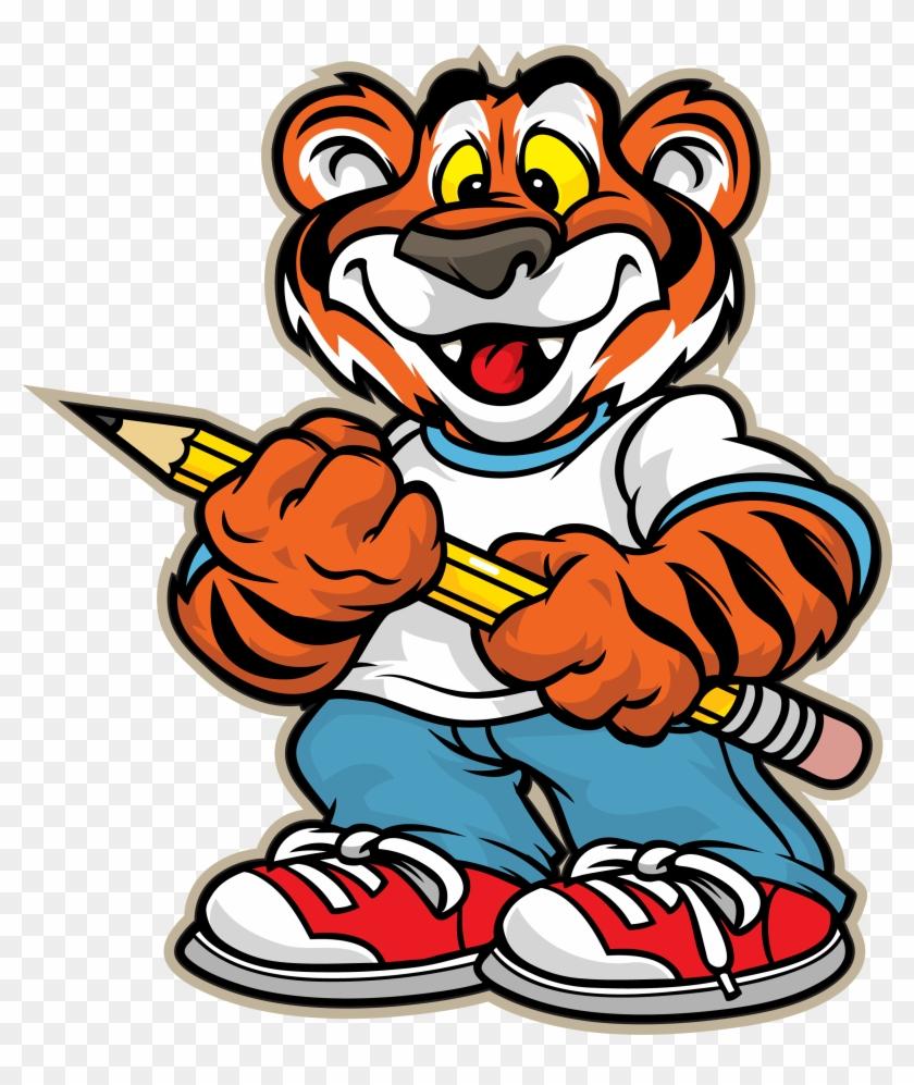 hight resolution of bessemer city middle school tiger clipart tiger at school clip art 11831