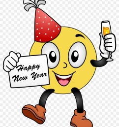 happy new year smiley face clip art clipart free clipart love happy new year greetings [ 840 x 1078 Pixel ]