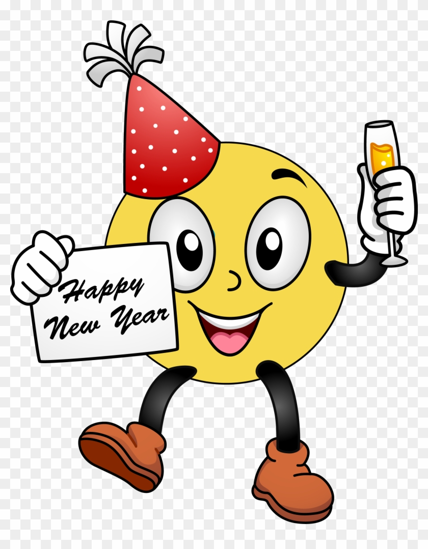 medium resolution of happy new year smiley face clip art clipart free clipart love happy new year greetings