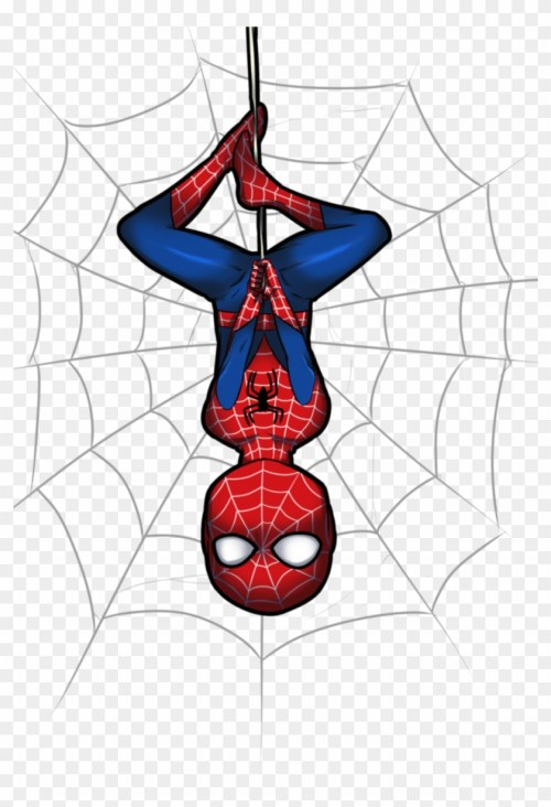 small resolution of spiderman clipart little spider man web clipart