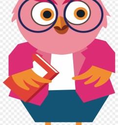 owl cartoon teacher clip art cute owl teacher cartoon 17336 [ 840 x 1407 Pixel ]