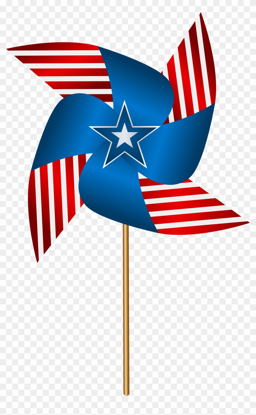 hight resolution of pinwheel cliparts border 4th of july clipart transparent
