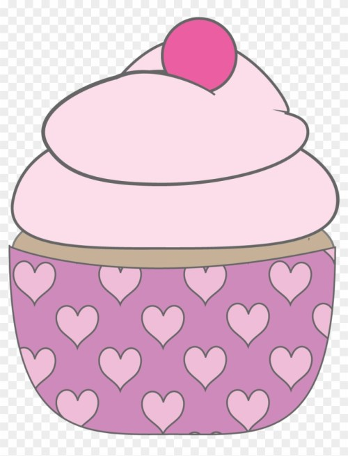small resolution of baby cupcake clipart