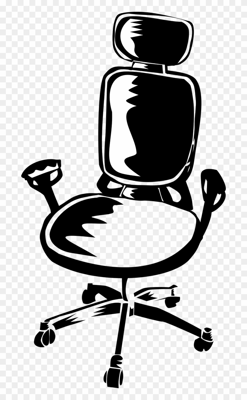 best office chair for lower back support big and tall dining room chairs clip art 469888