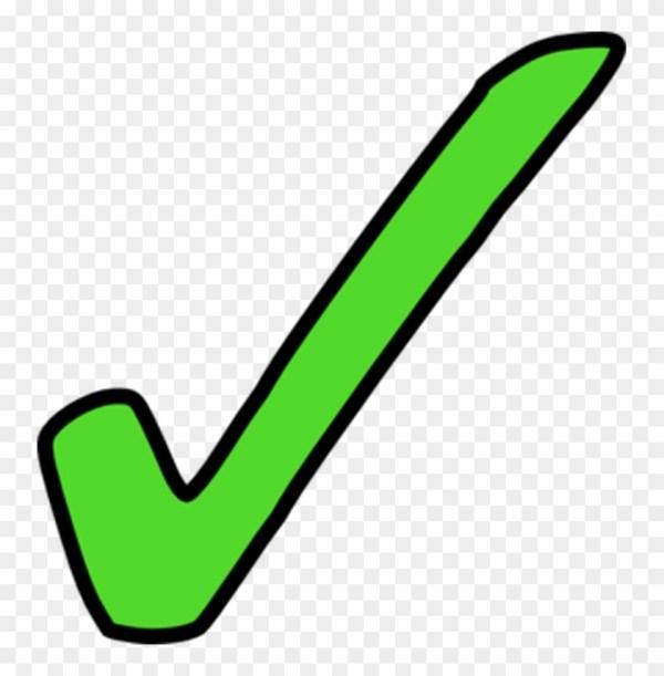 check mark clip art - tick clipart