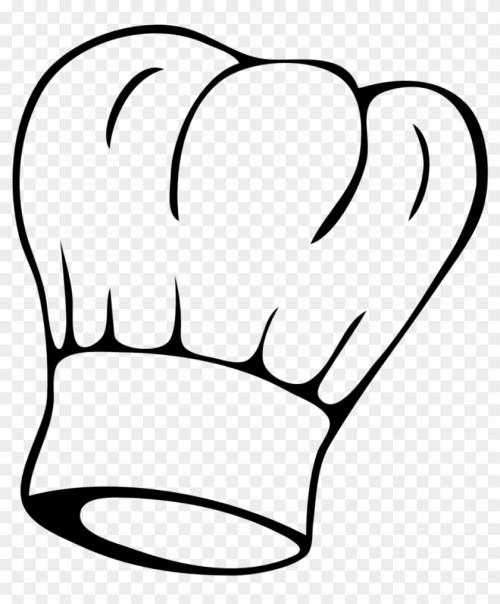 small resolution of creche de noel chef hat clipart black and white 85685