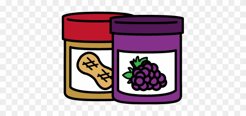 Jar Of Peanut Butter And Jelly Peanut Butter And Jelly Sandwich Clipart Free Transparent Png Clipart Images Download