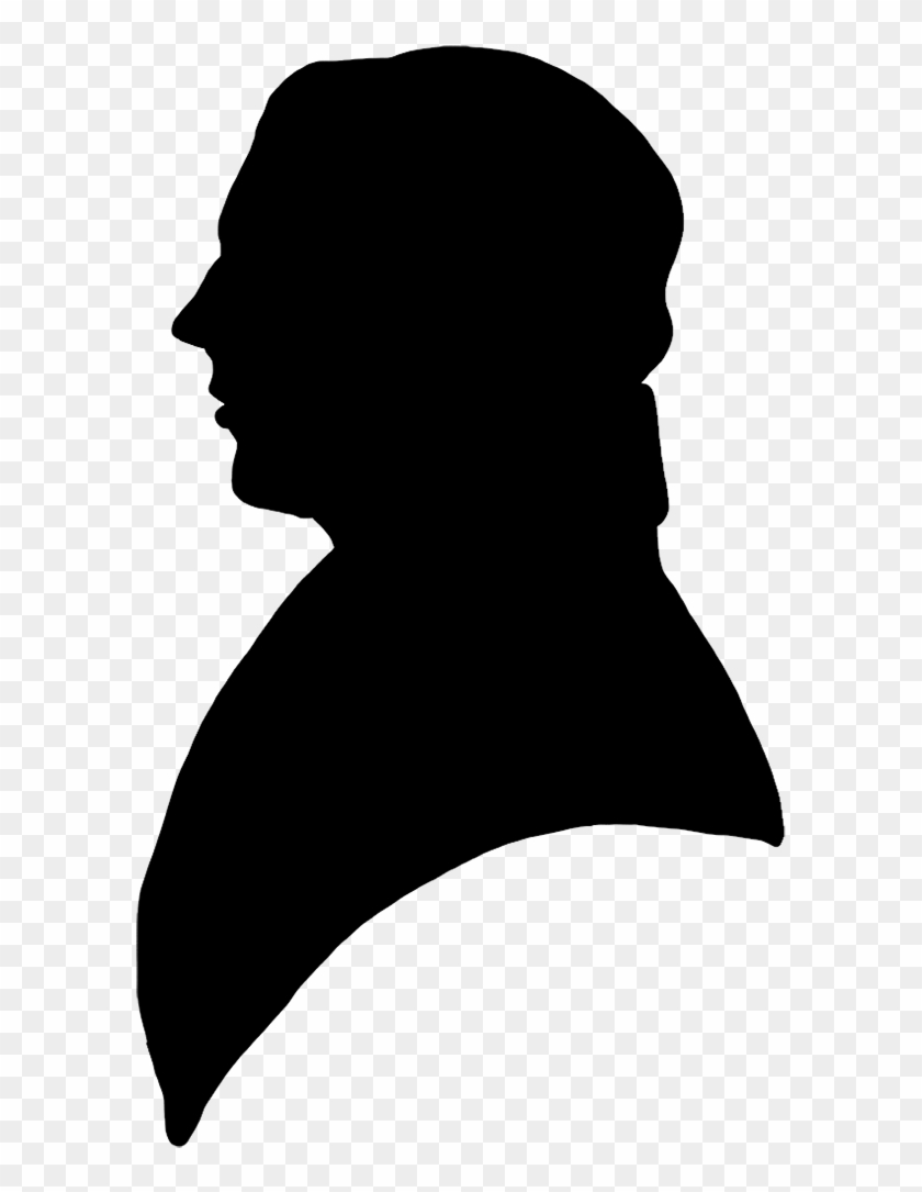 hight resolution of victorian silhouette clipart old man profile silhouette