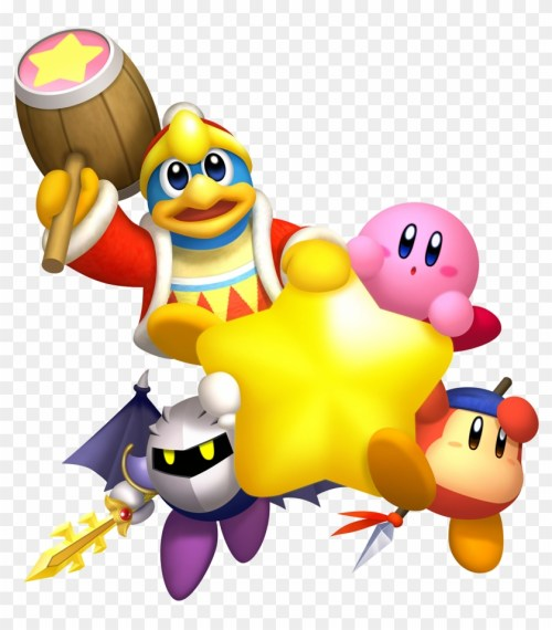 small resolution of cafeteria clipart snack time kirby return to dreamland characters 514779