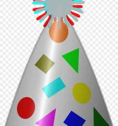 party clipart party hat birthday hat transparent background [ 840 x 1272 Pixel ]