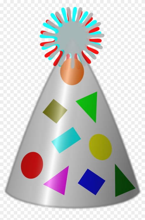 small resolution of party clipart party hat birthday hat transparent background