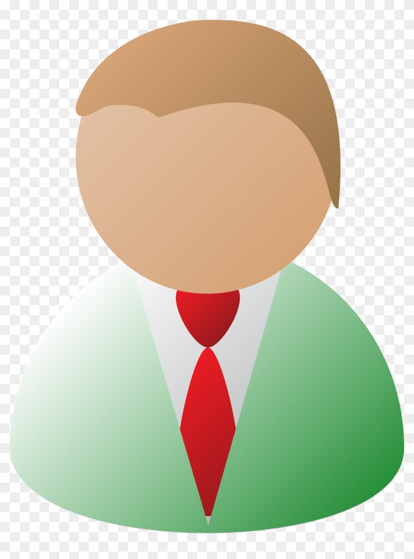 medium resolution of man computer icon user outline symbol people business person