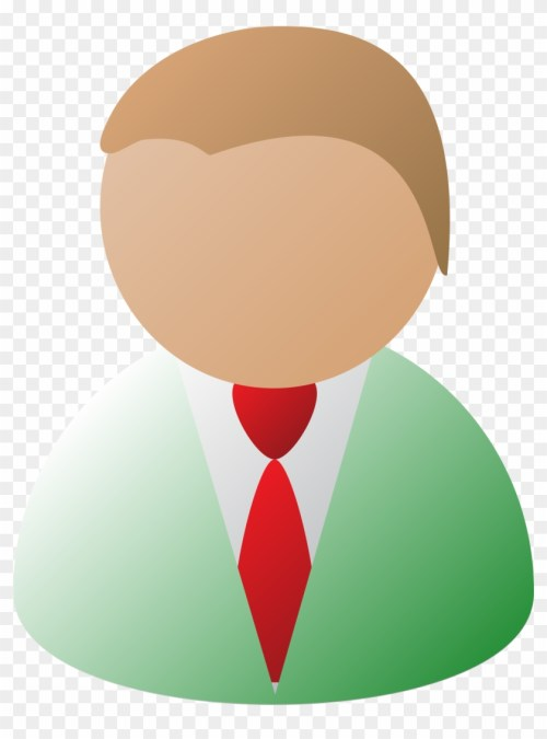 small resolution of man computer icon user outline symbol people business person