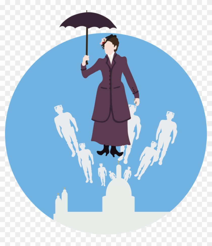 medium resolution of missy poppins by esbeherel doctor who the doctor and missy
