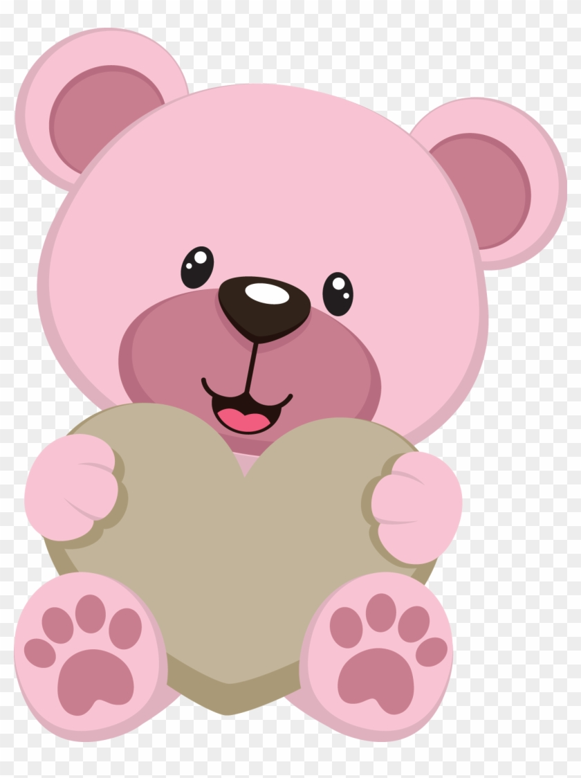 hight resolution of post with 599 views pink teddy bear clipart