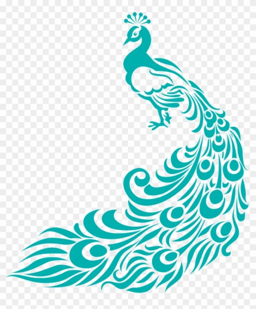 small resolution of home decor large size simple peacock designs clipart border design for assignment 580997