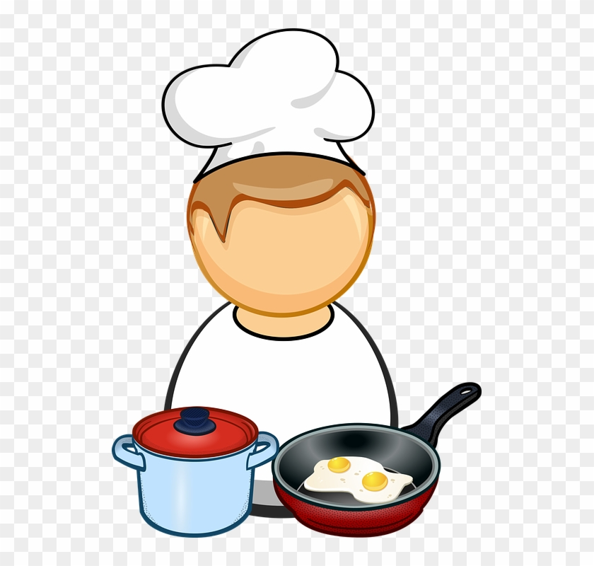 medium resolution of comic characters cook cooking egg food fry pan cooking clipart