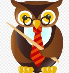 owl student teacher cartoon clip art school clip art [ 840 x 1044 Pixel ]