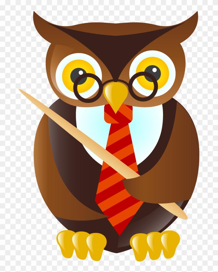 medium resolution of owl student teacher cartoon clip art school clip art