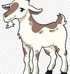 goat sheep clip art three billy goats gruff clipart [ 840 x 1180 Pixel ]