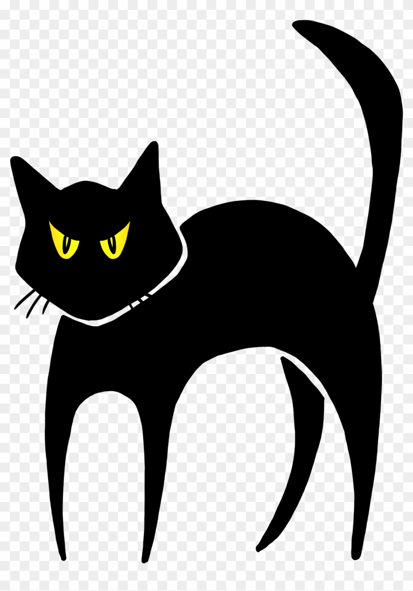 hight resolution of halloween black cat clipart halloween black cay