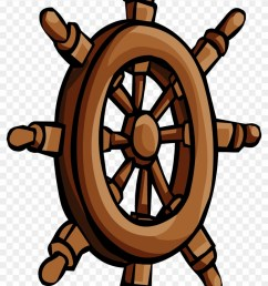 captain s wheel sprite 001 pirate ship wheel clipart [ 840 x 1295 Pixel ]