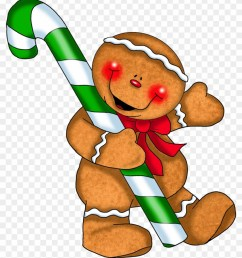 pin christmas candy cane border clip art gingerbread man holding a candy cane [ 840 x 990 Pixel ]