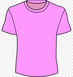 girl t shirt clipart clip art library pink t shirt template [ 840 x 983 Pixel ]