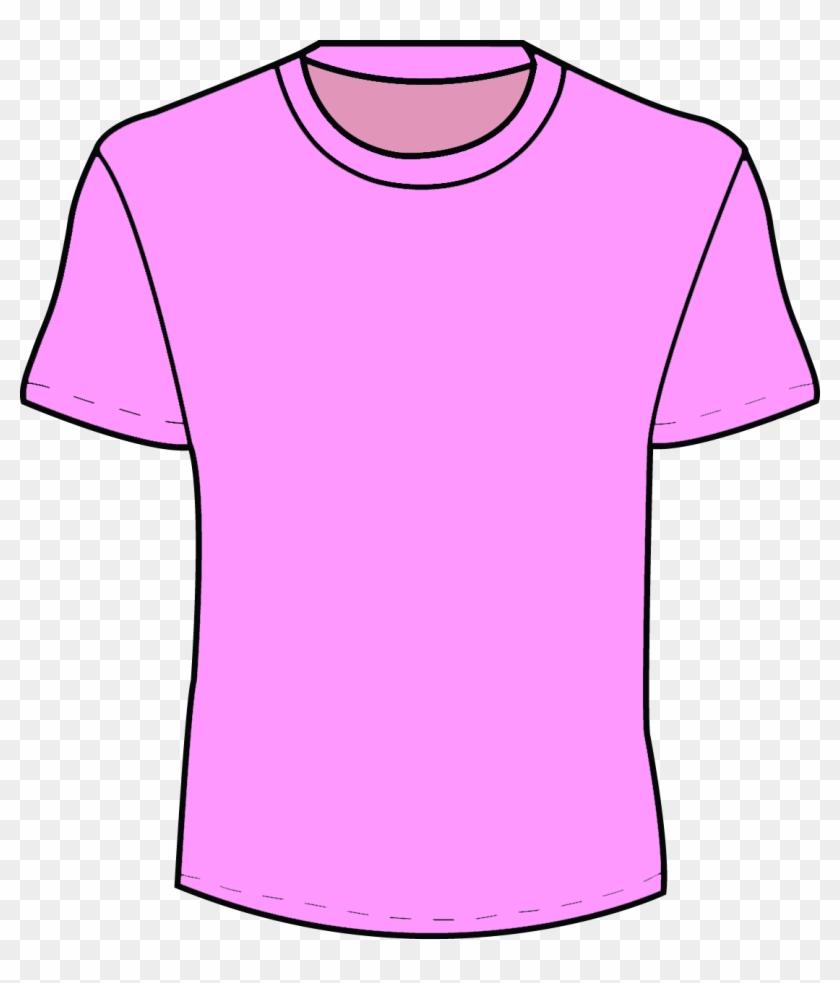 medium resolution of girl t shirt clipart clip art library pink t shirt template