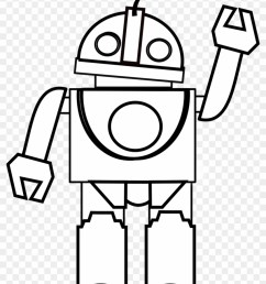 toy clipart black and white robot black and white clipart [ 840 x 1207 Pixel ]