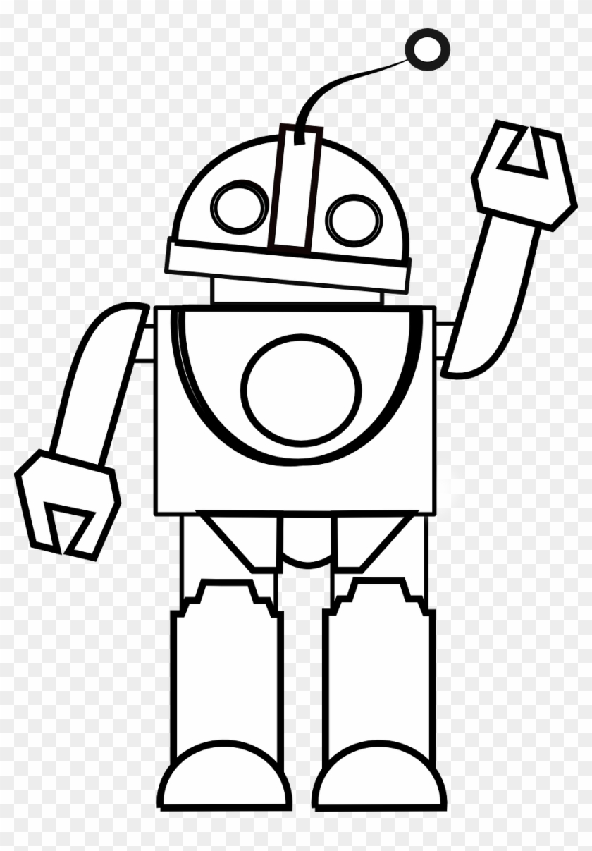 hight resolution of toy clipart black and white robot black and white clipart