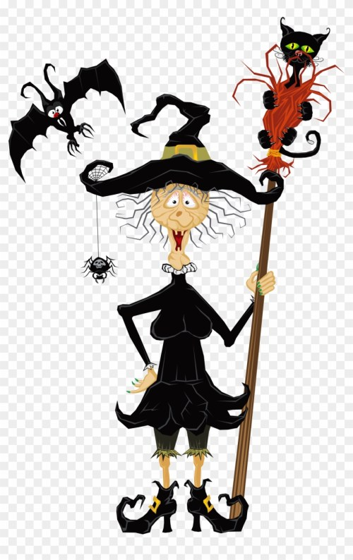 small resolution of halloween creepy witch clipart funny halloween clipart 116182