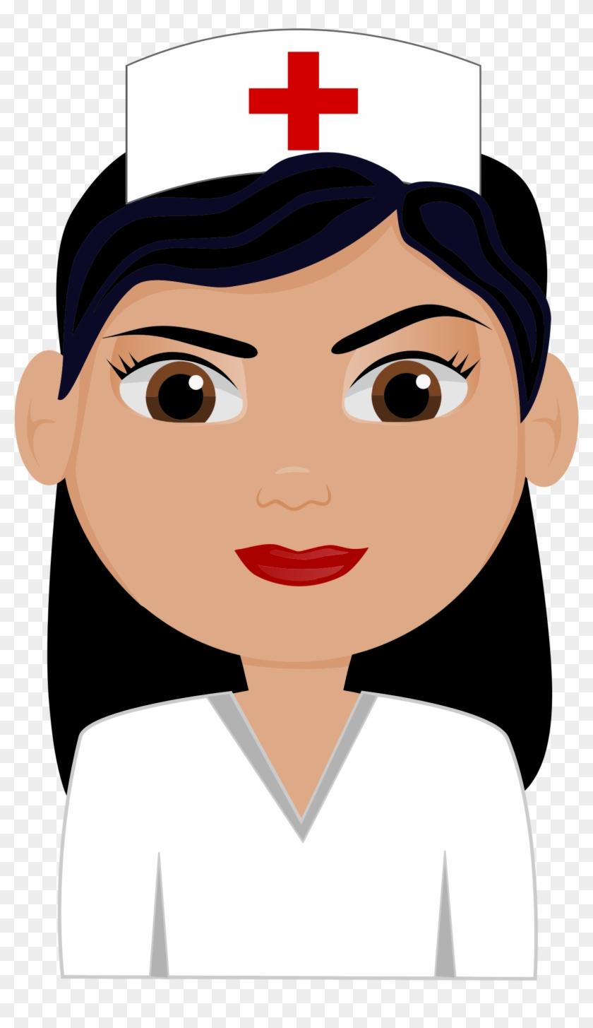 hight resolution of nurse clipart