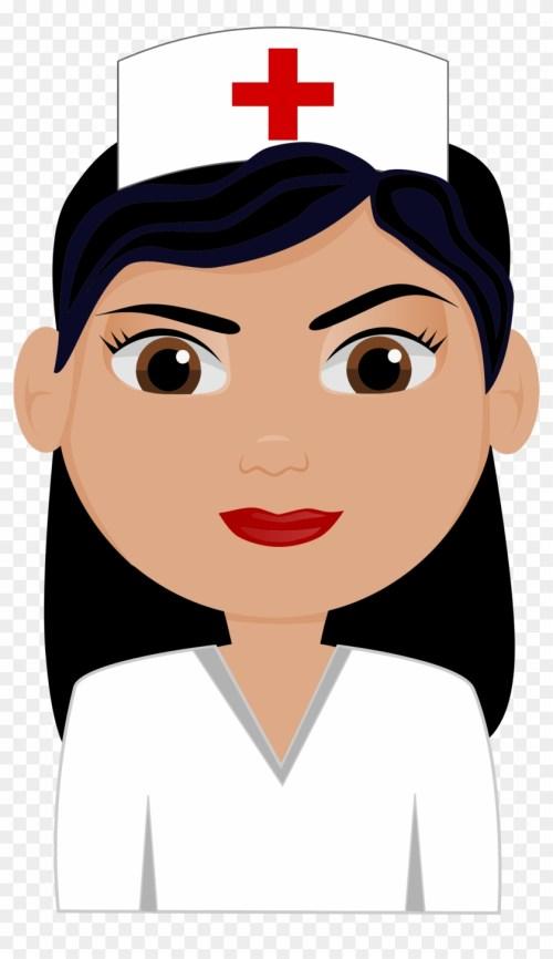 small resolution of nurse clipart