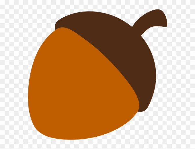 Acorn Png Clipart Icon Image Fall Acorn Clip Art Free Transparent Png Clipart Images Download