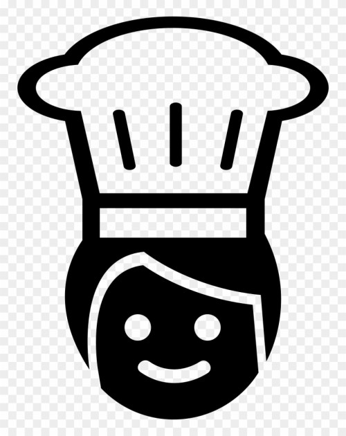 small resolution of chef with hat comments cozinheiro icon png 634886