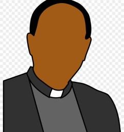 what is the vicar s role priest clip art 683076 [ 840 x 1014 Pixel ]
