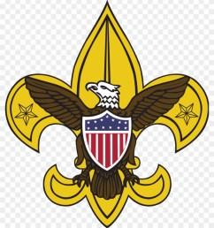 scout fleur de lis clip art boy scouts of america 683834 [ 840 x 985 Pixel ]