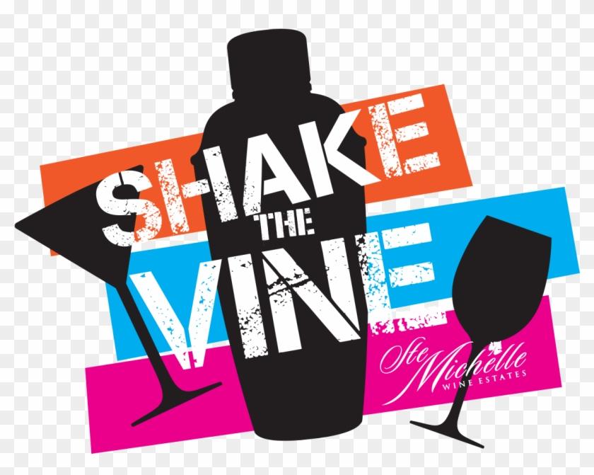 shake the vine logo