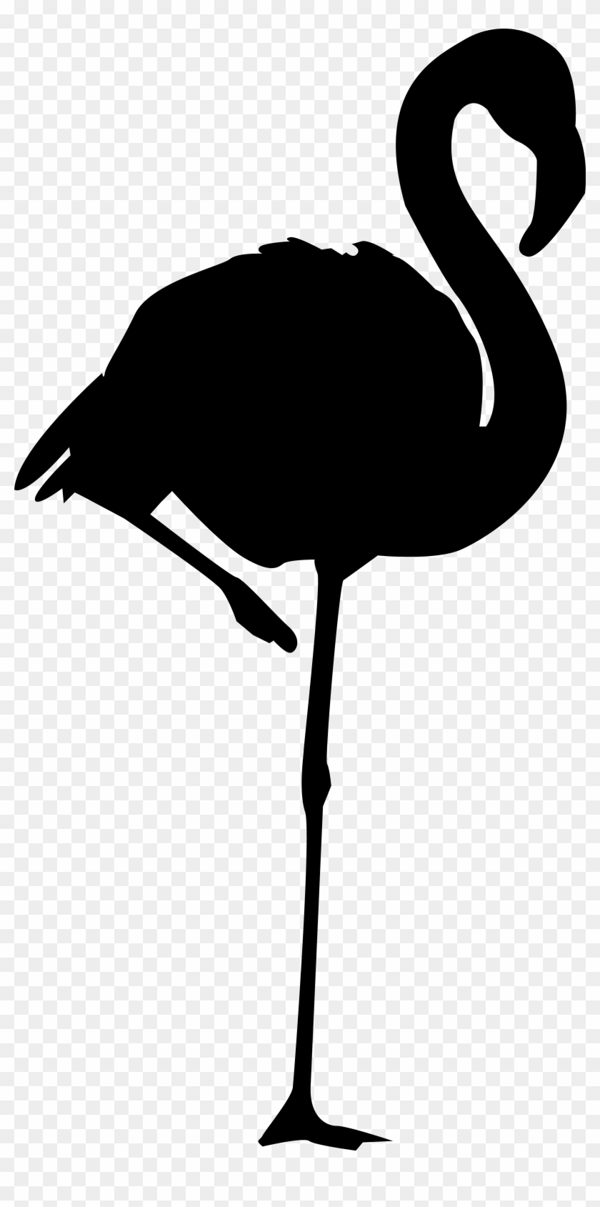 hight resolution of black flamingo clipart clipartme flamingo silhouette