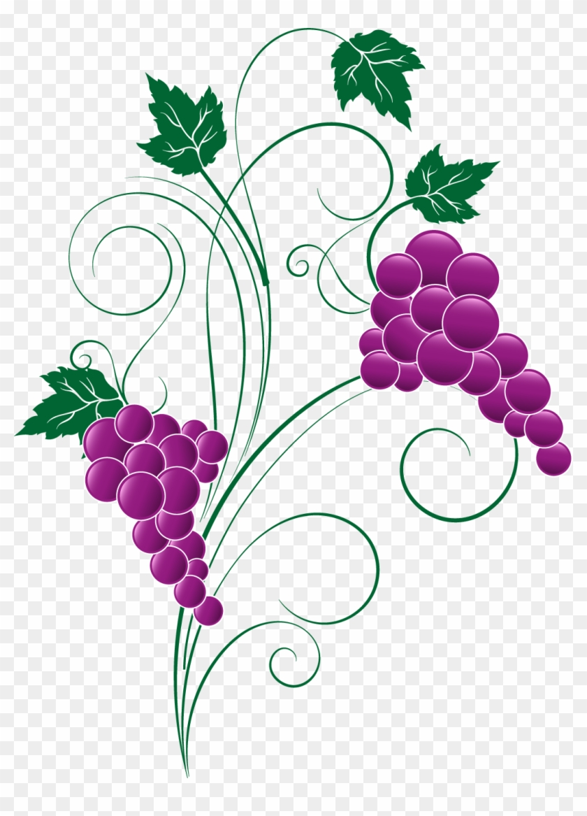 medium resolution of grape clipart png image 02 grape