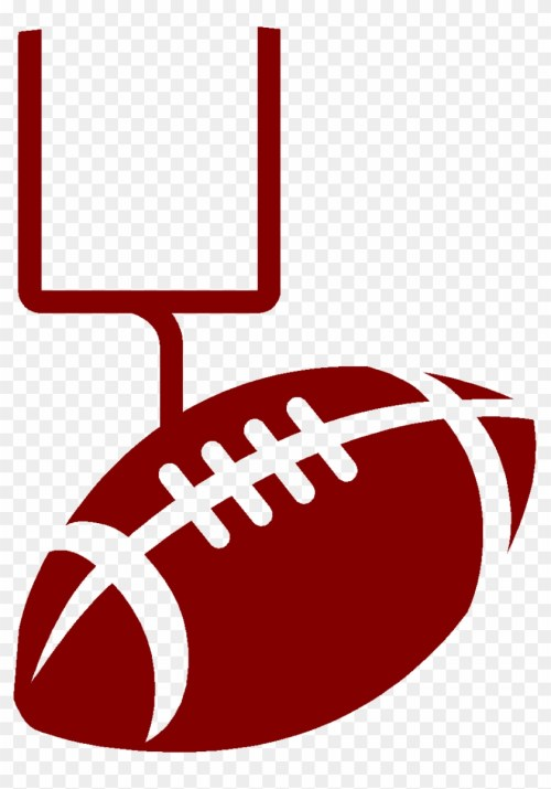 small resolution of powder puff football clipart football 1st birthday yard sign