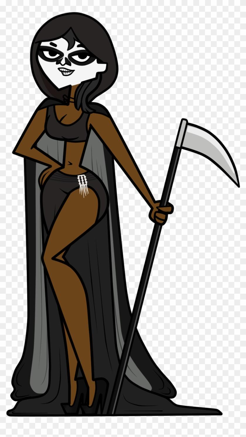 medium resolution of jasmine as grim reaper by evaheartsart cartoon 746857