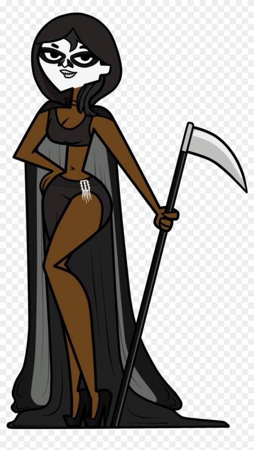 small resolution of jasmine as grim reaper by evaheartsart cartoon 746857