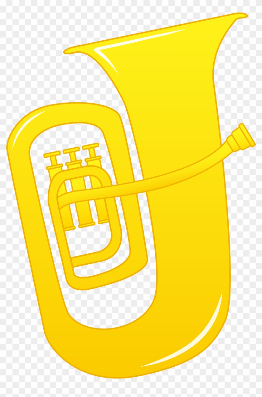 medium resolution of tuba clip art cartoon tuba 755369